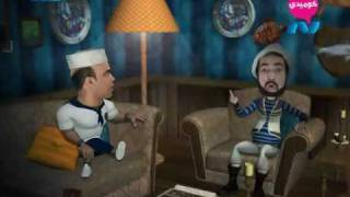 القبطان عزوز حلقة 13