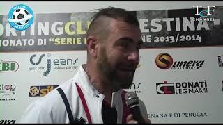 Serie D - Trestina-Gavorrano 0-1