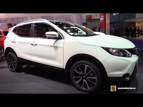 2016 Nissan Qashqai 1.6 DCi Tekna - Exterior and Interior Walkaround - 2015 Frankfurt Motor Show