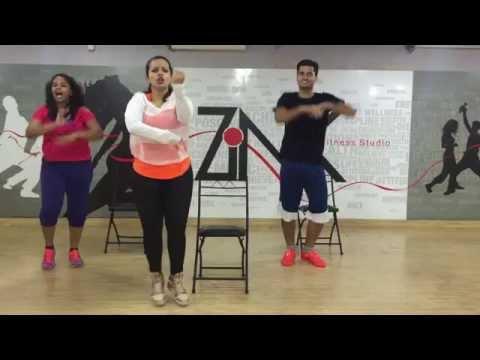 Zumba Sentao – Zink Fitness Studio