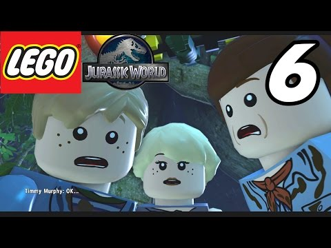 LEGO Jurassic World - Part 6