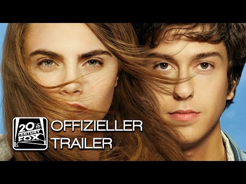Margos Spuren | Trailer 1 | Deutsch HD | John Green | Paper Towns (Cara Delevingne, Nat Wolff)