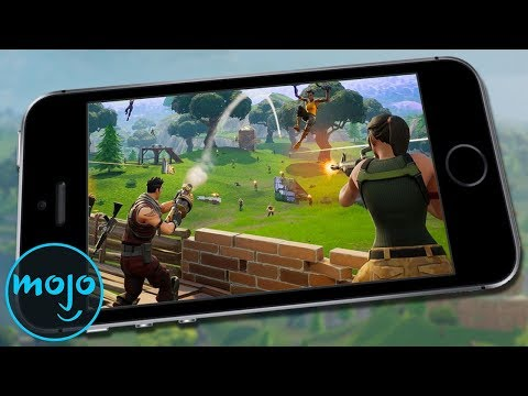 Top 10 Multiplayer Mobile Games
