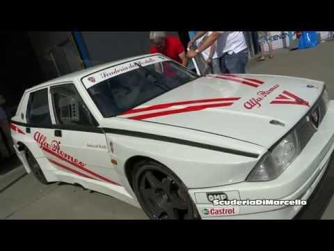 ALFA 75 IMSA Turbo Evoluzione video special