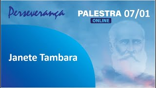 Palestra 07-01-2021