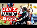BEYONCE and JAY-Z  brought EXCITEMENT to TRENCH TOWN with VIDEO SHOOT - Teach Dem