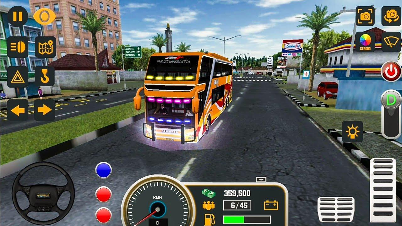 mobile bus simulator new