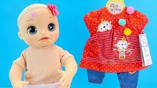 НЕ ХОЧУ ЭТО НОСИТЬ! Куклы Пупсики #Игрушки Одевалки Для Детей Играем Как Мама