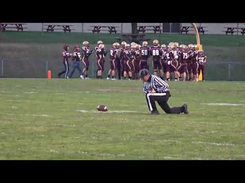 North East High School Grape Pickers VS General McLane High School Lancers - Football - 10/03/2020