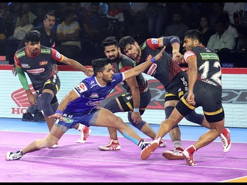 Pro Kabaddi 2019 Highlights: Bengaluru Bulls vs Haryana Steelers [30-33]