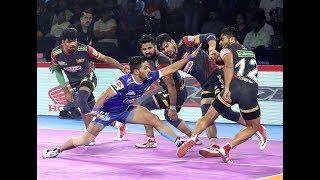 Pro Kabaddi 2019 Highlights: Bengaluru Bulls vs Haryana Steelers [30 33]