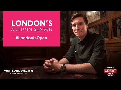 Explore London's Autumn Season with David Mildon