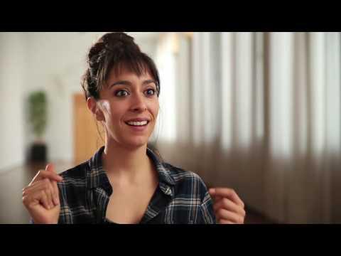 Entrevista Oona Chaplin en la 61ª Seminci