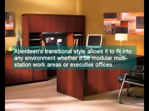 Aberdeen Series by Mayline Office Furniture