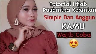 Best Of Tutorial Hijab Nissa Sabyan Pashmina Pakai Anting Free Watch Download Todaypk