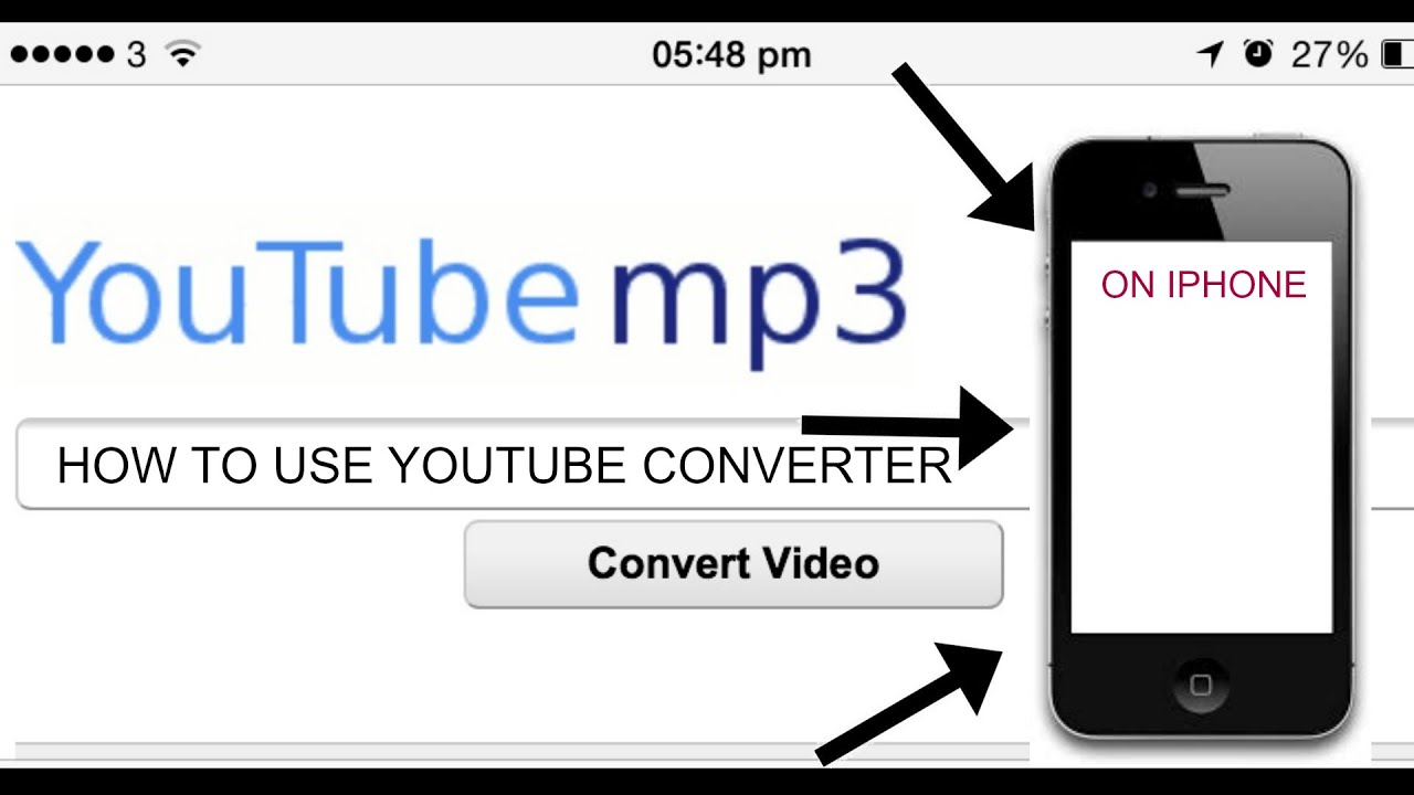 How to download audio from youtube to your iphone - YouTube