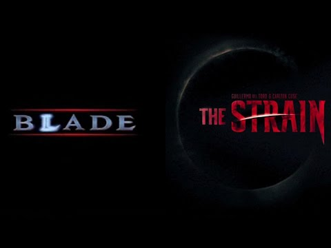 Blade and Mr. Quinlan(The Strain) tribute