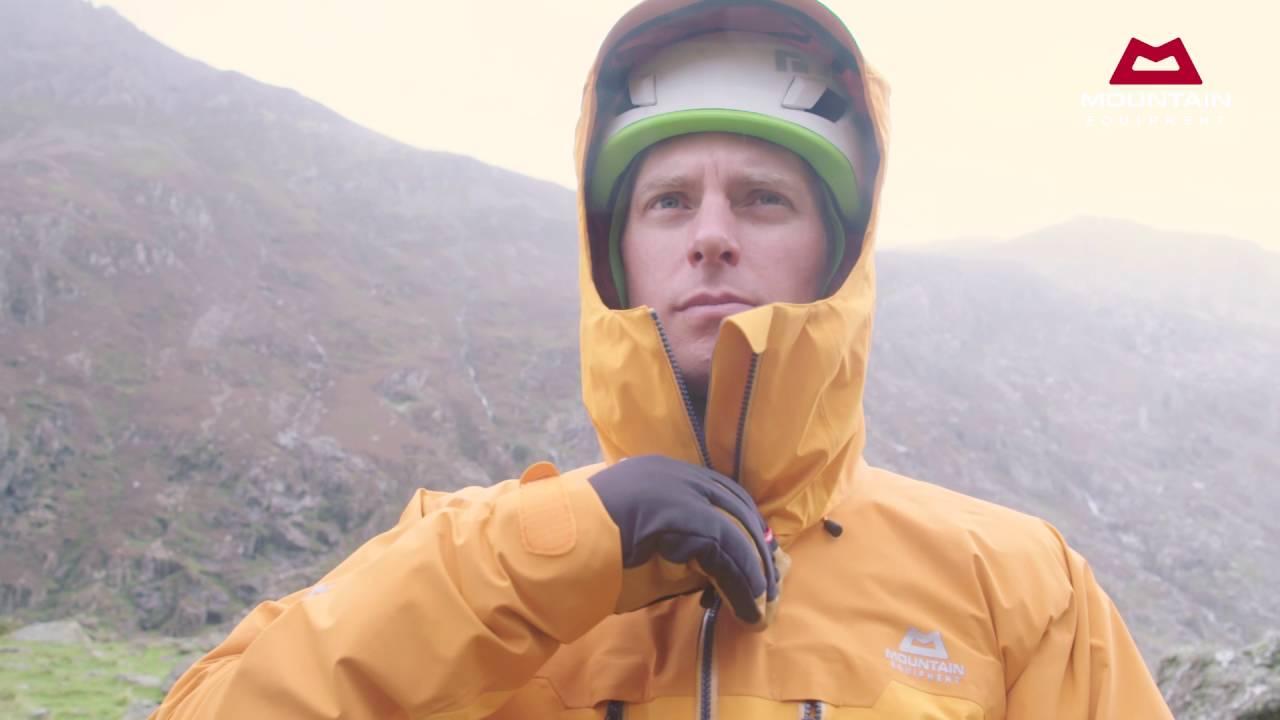32ceec7b Mountain Equipment Tupilak Jacket - YouTube