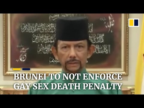 Brunei will not enforce death by stoning for gay sex, after global outcry
