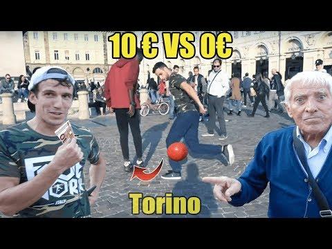 SCOMMETTIAMO SOLDI CON LA GENTE : TORINO ! Footwork Italia