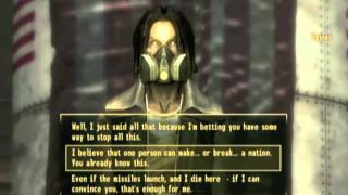 Fallout New Vegas Lonesome Road Ulysses And Final Mission (Speech Check)