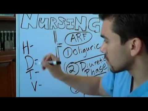 4 Nursing Interventions for Acute Renal Failure  Part 1  prerenal