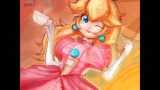 Peach Daisy and Rosalina- The Fox