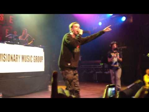 Logic - On The Low Live at the House of Blues Los Angeles 5-31-13