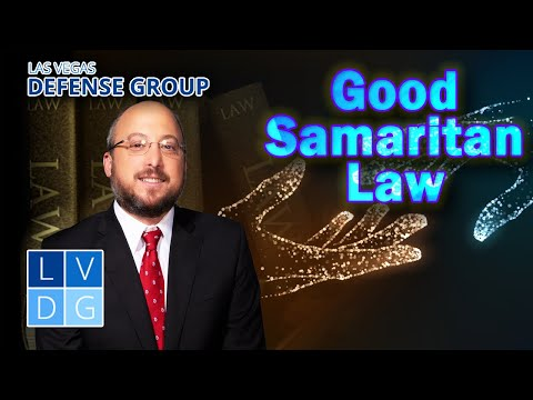 "Nevada ""good Samaritan law"" – Does it mean I can't get sued?"