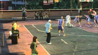 NBA 2k13 Uncle Drew Part 1