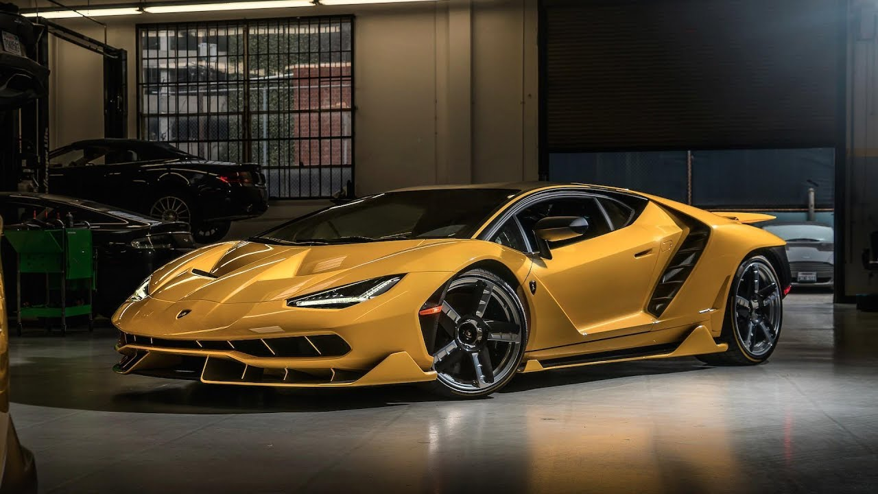 Top Supercars In The World Youtube