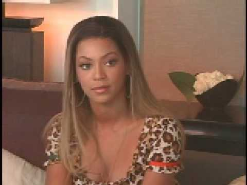 Beyonce Talks About Shakira...(in Spanish)