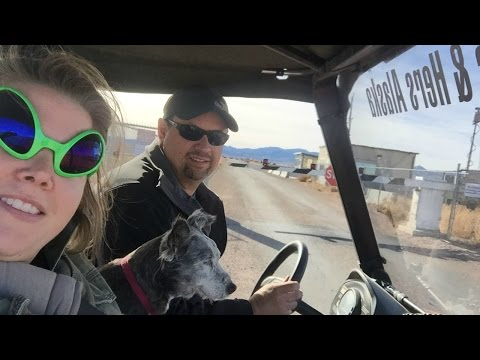 We found Area 51 ~ RV Adventures on the Extraterrestrial Highway