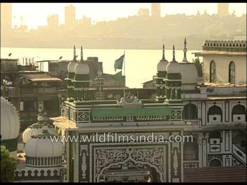 Dargah of Makhdoom Ali Mahimi in Mumbai