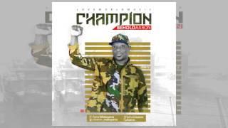 BeholdAaron - Champion (Official Audio)