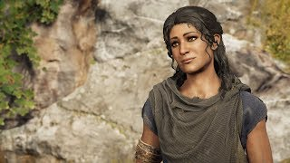 Assassin's Creed Odyssey: Legacy Of The First Blade Complete Neema Romance (Full DLC)