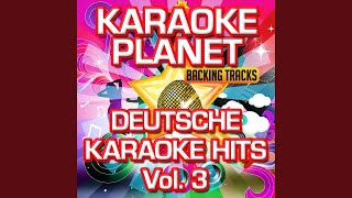 Vollmond (Karaoke Version) (Originally performed by Nena)