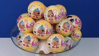 LOL Confetti Pop Wave 2. Dalga Lil Sisters Challenge Unicorn mu Altın Top mu? Bidünya Oyuncak