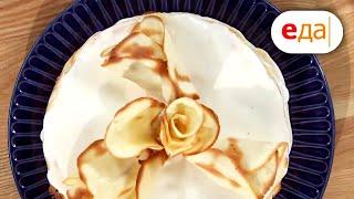 Торт Молочная девочка Выпечка для чайников