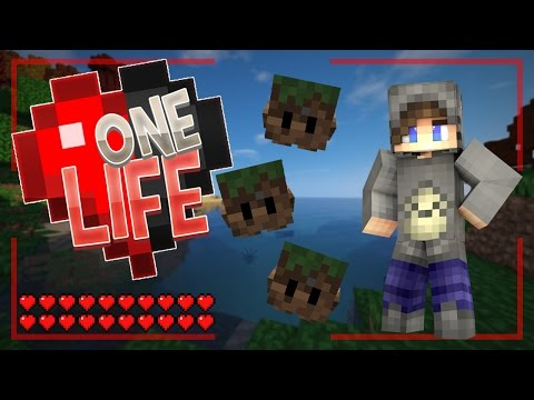 NEW BEGINNINGS! - One Life Minecraft SMP - Ep.1