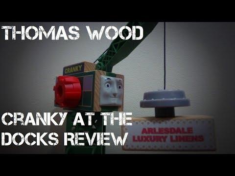 Thomas Wood Cranky at the Docks Review: $90 Plastic Fantastic