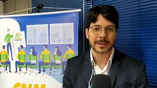 Censo 2020: chefe estadual do IBGE, Gliner Dias, fala da importância do CNM Qualifica na Amupe