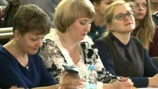 "Финал конкурса ""Ученик года - 2016"""