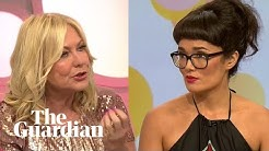 Studio 10 row as Yumi Stynes calls out Kerri-Anne Kennerley