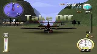 Sky Odyssey (PS2) Gameplay