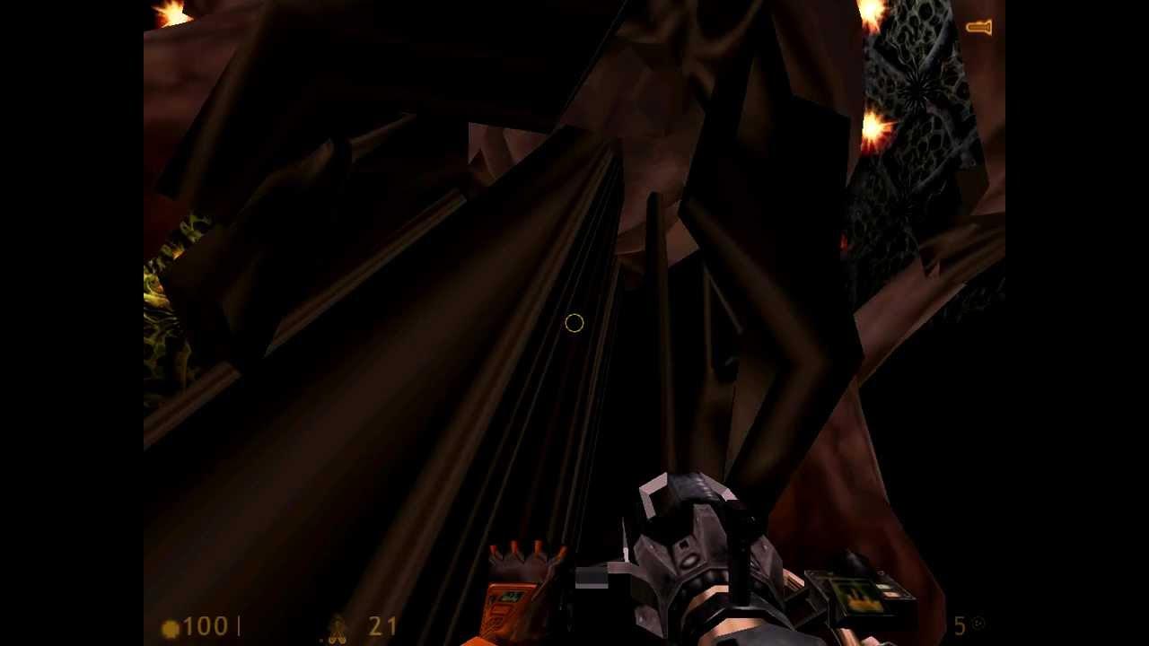 Видео-урок по распрыгу в Half-life/AG - YouTube
