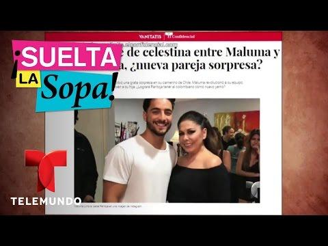 Isabel Pantoja quiere a Maluma como yerno | Suelta La Sopa | Entretenimiento