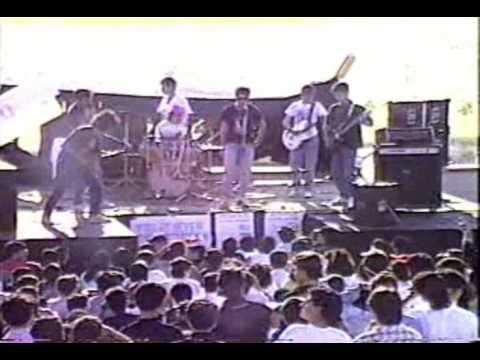 Open Jam at Adana University - Adana, Turkey - May 19, 1990 - Part 1 of 4