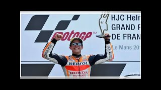 Motorcycling: Marquez cruises at Le Mans as Zarco crashes out