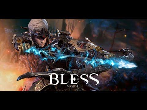 BLESS MOBILE  (มีภาษา ENG)  | อาชีพ+ระบบเกมทั้งหมด | Vlog 21